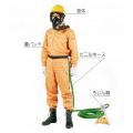 225CS肺力吸引形ホースマスク