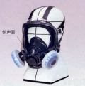 DR165U2W全面型防じんマスク