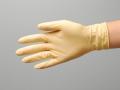 G02Bラテックス手袋パウダーフリー