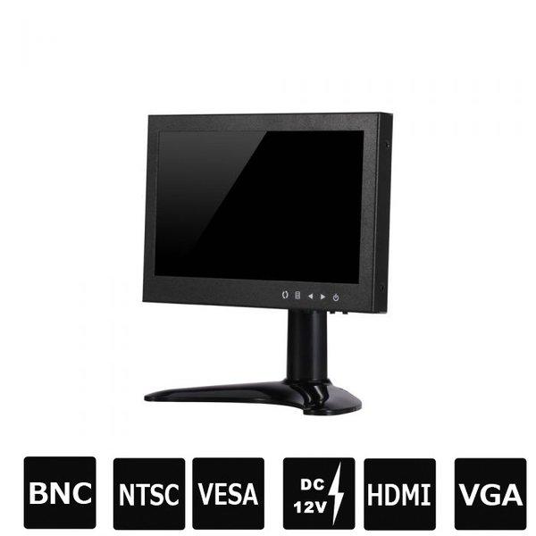 監視用 HDMI入力対応 7インチカラーIPS液晶モニター BH-MNT700T