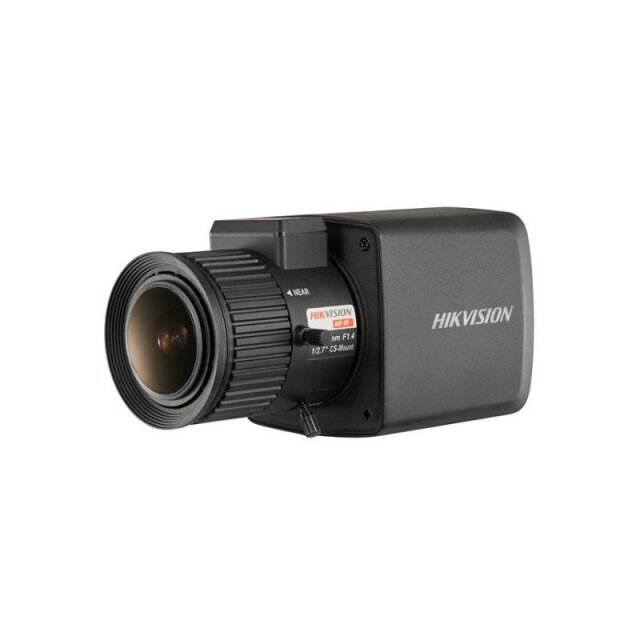 HIKVISION 防犯カメラ TVI 2M 1080P HD/アナログ兼用 カメラレンズなし DS-2CC12D8T-AMM