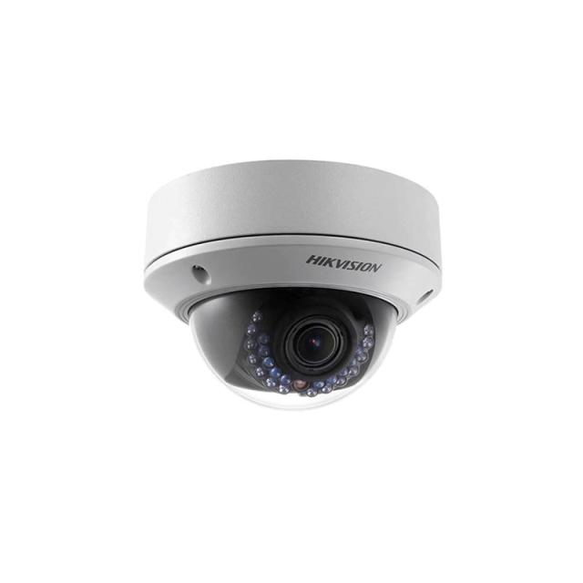 防犯カメラ IPカメラ 4メガピクセルWDR V/F ドームネットワークカメラ DS-2CD2742FWD-IZS