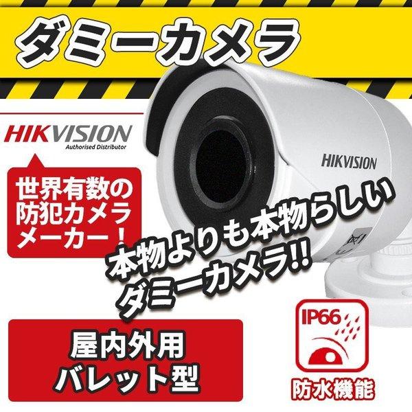 ダミーカメラ DS-2CE16C0T-IRP-DM