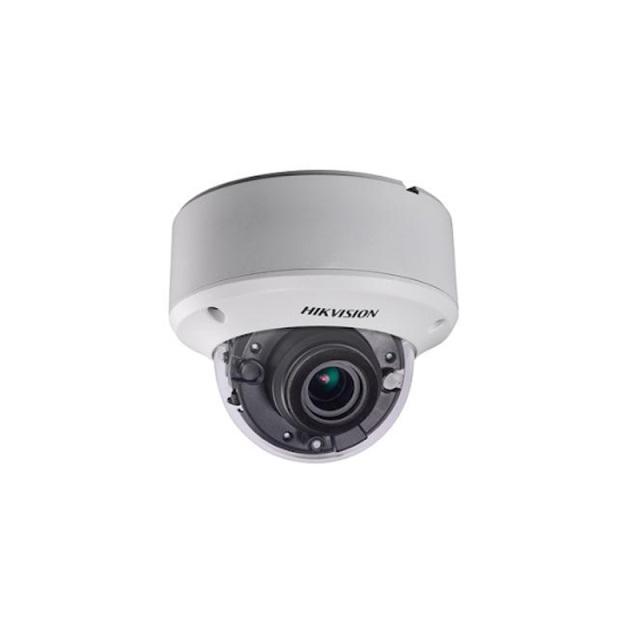 HIKVISION(ハイクビジョン)防犯カメラ 屋外 TVI 2MP フルハイビジョン1080p 赤外線 ドームカメラ ds-2ce56d8t-vpit3ze