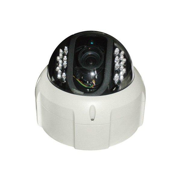 【アウトレット 】防犯カメラ 237万画素 屋外用 ドーム型  LED 24個 EX-SDI ワンケーブル SONY Exmor CMOSセンサー搭載 EHD7600SETL-C