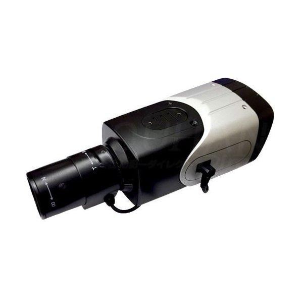 【アウトレット 】防犯カメラ 屋内用 ボッス型 監視カメラ  SD 監視カメラ Sony1/3インチ 960H CCD 搭載 水平解像度 MAX 700TV ライン SSP7-N67