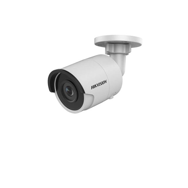 防犯カメラ IPカメラ 8メガピクセルネットワークバレットカメラ 2.8mm DS-2CD2085FWD-I