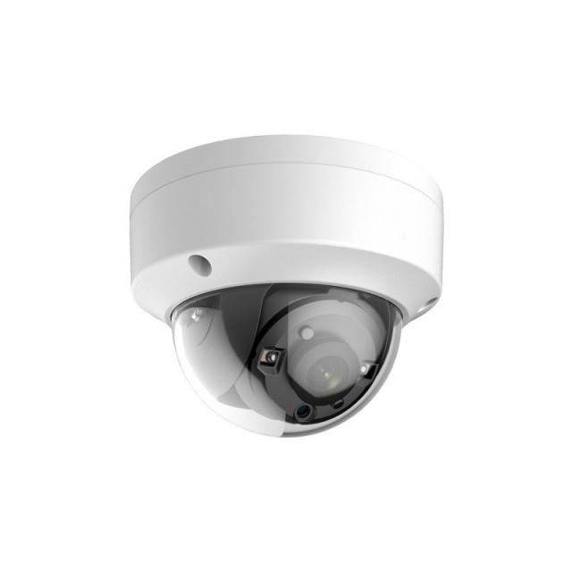 HIKVISION(ハイクビジョン)防犯カメラ 屋外 TVI 243万画素 3.6mm EXIRタレットカメラDS-2CE57U8T-VPIT
