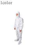 鳥インフルエンザ防護服