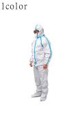 感染症対策不織布防護服