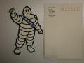 ミシュランマン ステッカー 【Michelin Man Decal Multi-Colored】