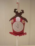 KEI Hayama PLUS(ケイハヤマプリュス),時計:レッド