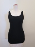 KEI Hayama PLUS(ケイハヤマプリュス),強撚フライスバイオランニングTシャツ:ブラック