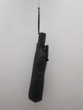 Y's YOHJI YAMAMOTO (ワイズ ヨウジヤマモト),薄手撥PEY'sジャンプ傘:ブラック