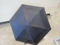 Y's YOHJI YAMAMOTO (ワイズ ヨウジヤマモト) 晴雨兼用ドット日傘:ブラック
