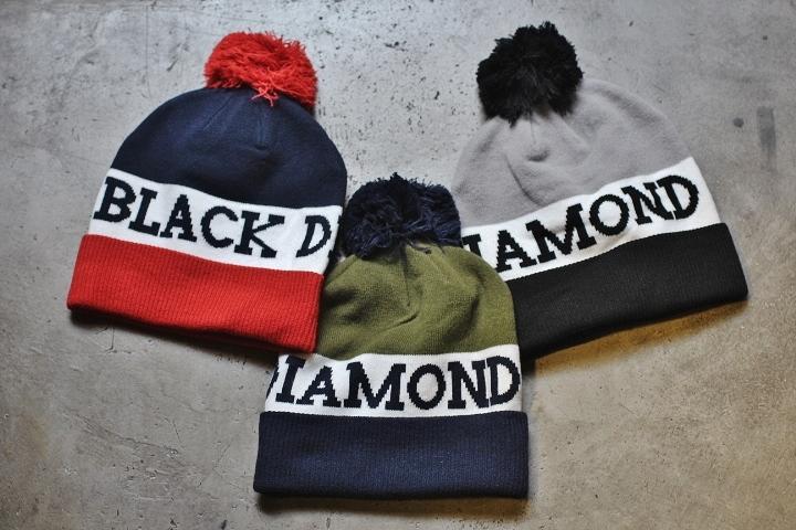 2d0d603a2d9 Black Diamond Tom Pom Beanie BOZEMAN