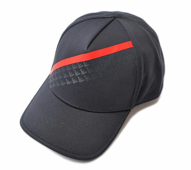 エンポリオアルマーニ キャップ/帽子 EMPORIO ARMANI メンズ ベースボールキャップ ネイビー/レッド 627786 7P502 00134