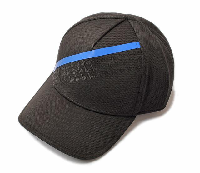 エンポリオアルマーニ キャップ/帽子 EMPORIO ARMANI メンズ ベースボールキャップ ブラック/ブルー 627786 7P502 00020