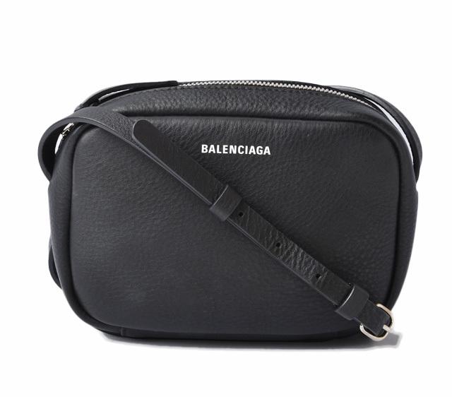バレンシアガ ショルダーバッグ BALENCIAGA カメラバッグ 489809 D6W2N 1000 エブリデイ EVERYDAY ブラック