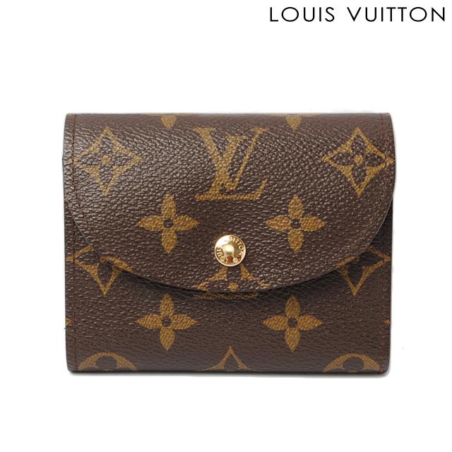 ルイヴィトン LOUIS VUITTON 折財布/カードケース ポルトフォイユ エレーヌ M60253 モノグラム
