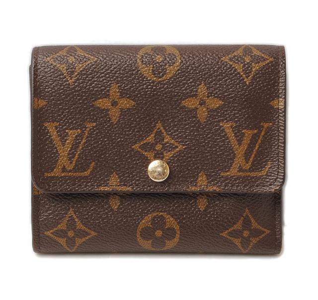 ルイヴィトン 財布 モノグラム LOUIS VUITTON 折財布/アナイス M60402