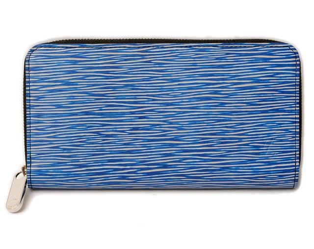 ルイヴィトン 財布 LOUIS VUITTON 長財布/ジッピー・ウォレット M60957 エピデニム エピ 未使用