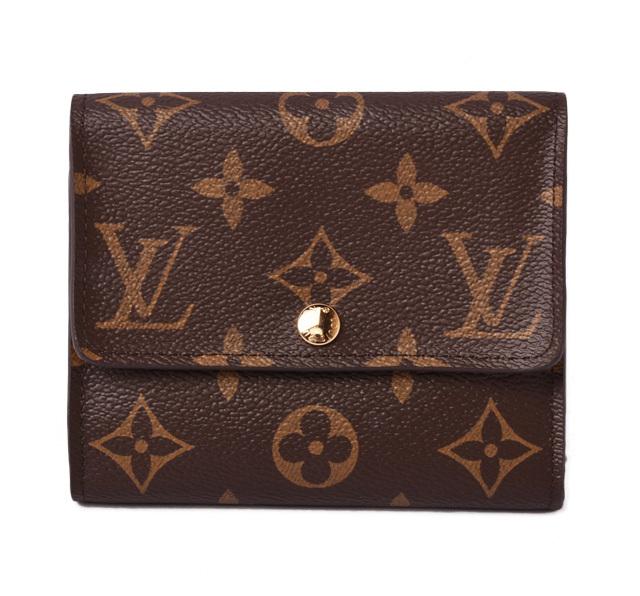 ルイヴィトン 財布 モノグラム LOUIS VUITTON 折財布/アナイス M60402 【中古】