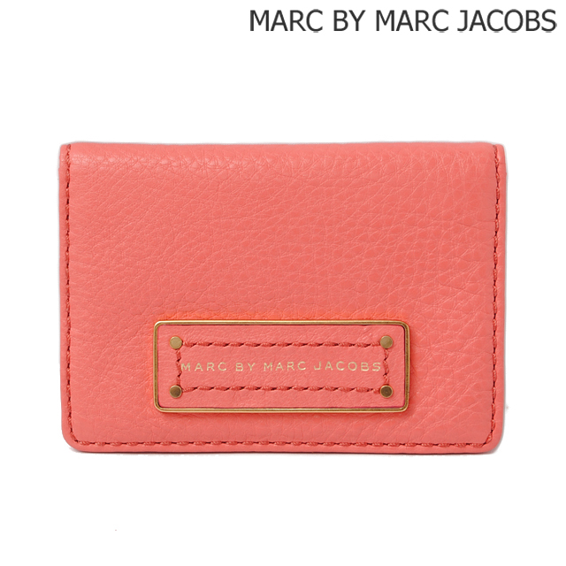 マークバイマークジェイコブス MARC BY MARC JACOBS カードケース/パスケース ROSE BUSH/ローズ M0001213