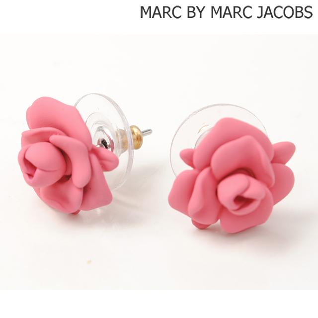 マークバイマークジェイコブス MARC BY MARC JACOBS ピアス フラワーモチーフ BRIGHT ROSE/ローズ M0004841 アクセサリー