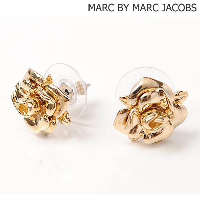 マークバイマークジェイコブス MARC BY MARC JACOBS ピアス フラワーモチーフ ORO/ゴールド M0004930 アクセサリー
