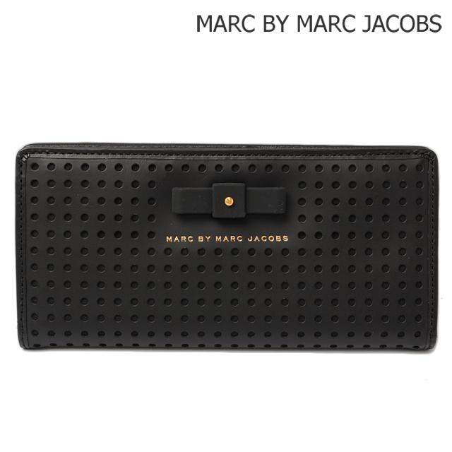 マークバイマークジェイコブス MARC BY MARC JACOBS 長財布 ソフィスティカート トモコ BLACK/ブラック M0006043