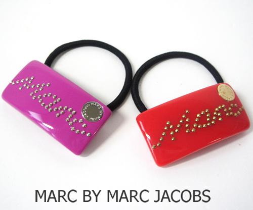 MARC BY MARC JACOBS(マークバイマークジェイコブス) ヘアアクセサリー スタッズ付プレート M591629 新品