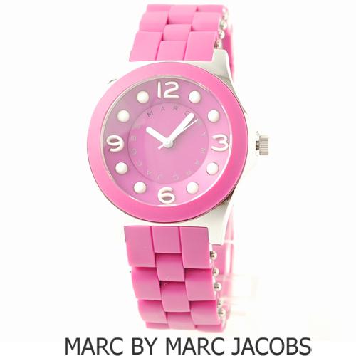 20%off【送料無料】マークバイマークジェイコブス  腕時計 SS ピンク/ホワイト MBM2504 新品