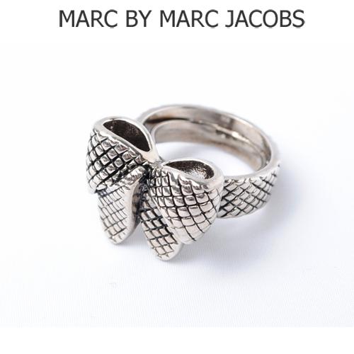 MARC BY MARC JACOBS(マークバイマークジェイコブス) リング(指輪) リボン/アンティークシルバー M503094 【新品】【送料無料】
