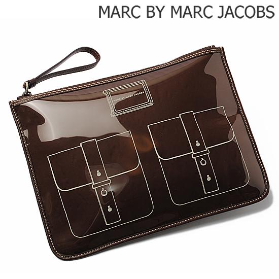 MARC BY MARC JACOBS(マークバイマークジェイコブス)タブレットケース/iPadケース ブラウンM3121471【新品】【送料無料】