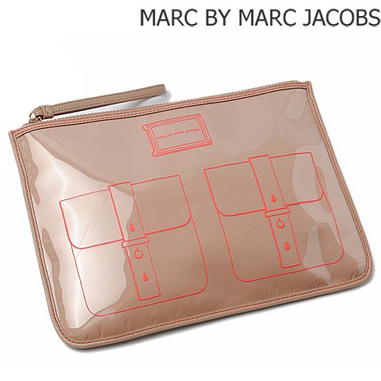 MARC BY MARC JACOBS(マークバイマークジェイコブス)タブレットケース/iPadケース ベージュピンク(NUDE)M3121471【新品】【送料無料】