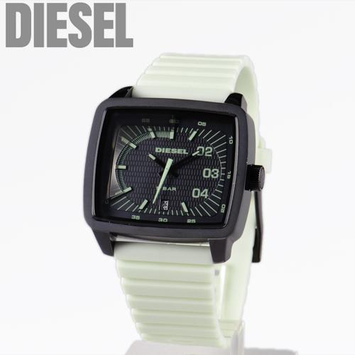 【送料無料】ディーゼル DIESEL メンズ腕時計 蓄光 ラバーベルト DZ1335 新品