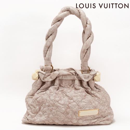 LOUIS VUITTON ルイヴィトン モノグラムオランプ ハンドバッグ ストラトゥスPM ベージュ M95419【新品同様】【送料無料】
