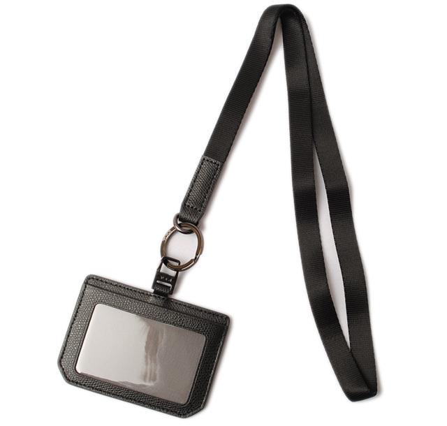 トゥミ TUMI ネックストラップ/パスケース セット CAMDEN SLG 011835D ブラック ID ランヤード