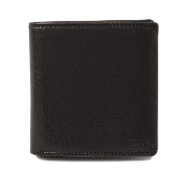 トゥミ 財布 TUMI 折財布/コンパクトフリップ CHAMBERS 012646D ブラック