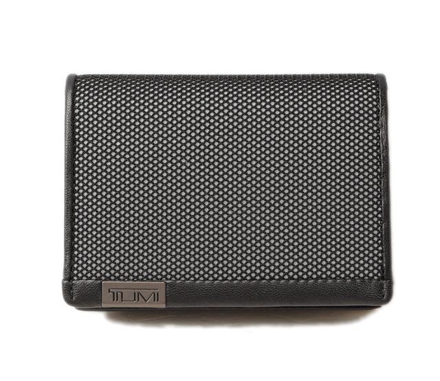 トゥミ IDケース/カードケース TUMI ALPHA SLG 0119256RSID ブラック