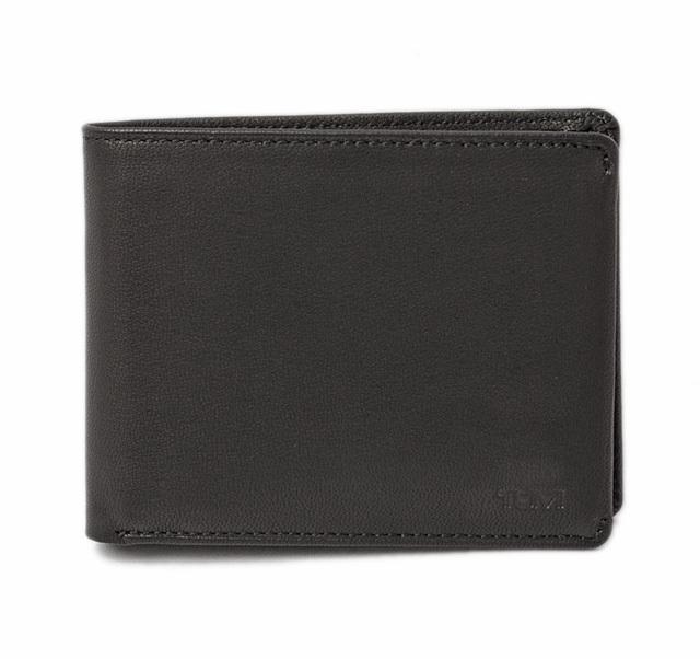 トゥミ 財布 TUMI 折財布/グローバル コインウォレット CHAMBERS 012637D ブラック