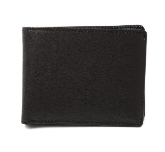 トゥミ 財布 TUMI 折財布/グローバル REMOVABLE CHAMBERS 012635D ブラック