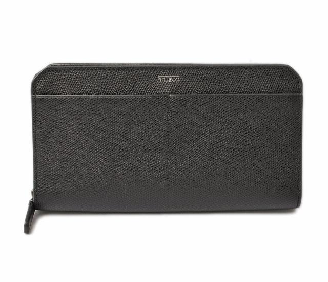 トゥミ 財布 TUMI 長財布/ラウンドファスナー式 CAMDEN 011871D ブラック