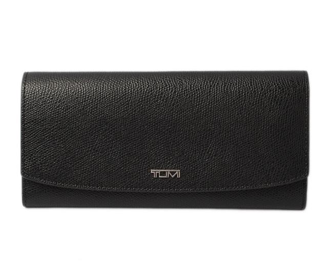 トゥミ 財布 TUMI 長財布/ENVELOPE SINCLAIR SLG 043312D ブラック