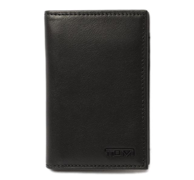 トゥミ IDケース/カードケース TUMI DELTA/デルタ 0118674D MULTI WINDOW ブラック