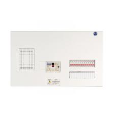 河村電器産業 enステーション ホーム分電盤 リミッタースペース付き 単3 フタ無し露出 16回路+4予備回路 ELE4164 主幹40A