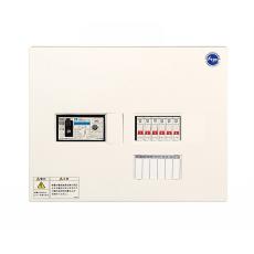 河村電器産業 enステーション ホーム分電盤 リミッタースペース無し 単2 フタ無し露出 5回路+1予備回路 ENE23051 主幹30A