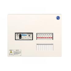河村電器産業 enステーション ホーム分電盤 リミッタースペース無し 単3 フタ無し露出 3回路+3予備回路 ENE3033 主幹30A