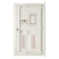 【生産終了品】河村電器産業 スマートホーム分電盤タテ型(フタ付) 24回路+0予備回路 CLA3424-0FLT 主幹選択できます。40A、50A、60A